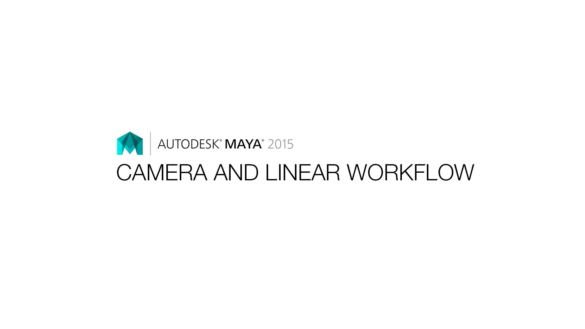 CameraandLinearWorkflow